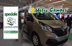 Speciale Salone del Camper 2014 – Helix Camper, la forza delle idee