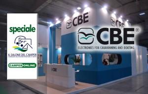 Speciale Salone del Camper 2014 – CBE, l'evoluzione del pannello solare