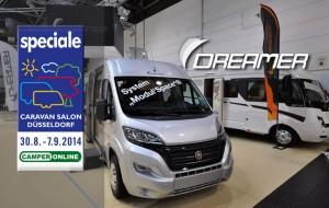 Speciale Caravan Salon 2014 – Il debutto dei van Dreamer