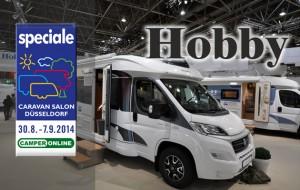 Speciale Caravan Salon 2014 – Hobby, l'esordio di Optima e Vantana