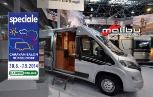 Speciale Caravan Salon 2014 – Malibu presenta i nuovi 600 DB2 Low e 600 SDB4