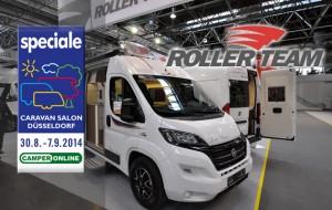 Speciale Caravan Salon 2014 – Roller Team presenta il nuovo Livingstone Prestige Linea Bianco