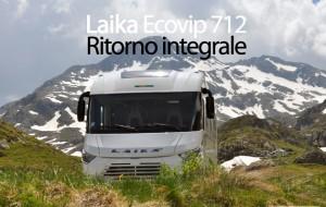 CamperOnTest: Laika Ecovip 712