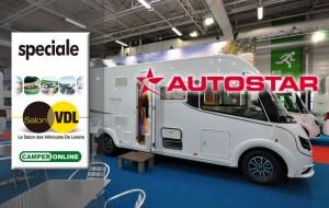 Salon des Véhicules de Loisirs 2014 – Autostar Prestige Elite I 820 LMS, lusso francese…alla tedesca