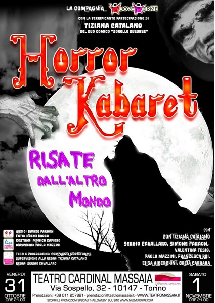 horror cabaret-locandina