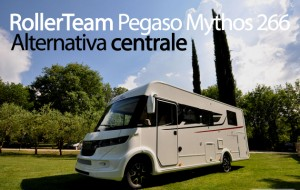 CamperOnTest: Roller Team Pegaso Mythos 266