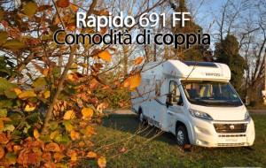 CamperOnTest: Rapido 691 FF