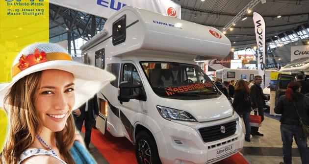 CMT 2015: Eura Mobil Activa One, la nuova serie di mansardati per ogni stagione