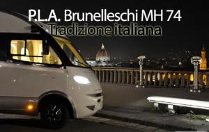 CamperOnTest: P.L.A. Brunelleschi MH 74