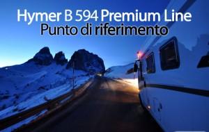 CamperOnTest: Hymer B-Klasse 594 Premium Line