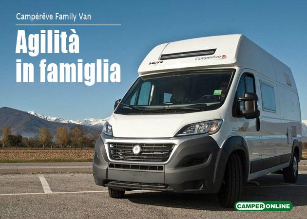 CamperOnFocus: Campérêve Family Van