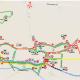 Ceregnano-mappa percorso_650