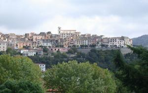 Monte San Biagio e la Sagra della Salsiccia