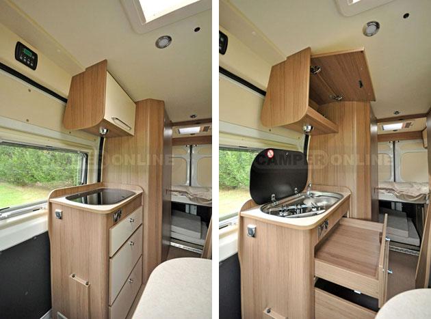 Dreamer-D55-cucina