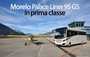 CamperOnTest: Morelo Palace Liner 95 GS Style