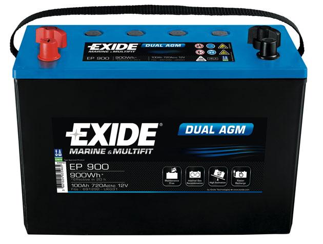 EXIDE---Marine&Multifit-DUAL-AGM
