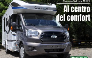 CamperOnFocus: Chausson Welcome 728 EB