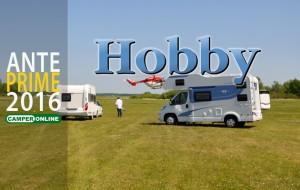 Hobby: il 2016 è nel segno di Optima De Luxe e De Luxe Edition
