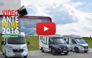 Video Anteprime 2016: Hymer