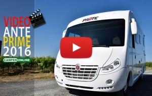Video Anteprime 2016: Pilote