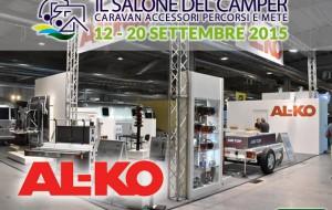 Salone del Camper 2105: AL-KO