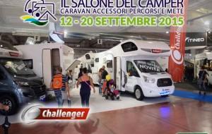 Salone del Camper 2015: Challenger