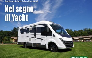 CamperOnFocus: Mobilvetta K-Yacht Tekno Line MH 85