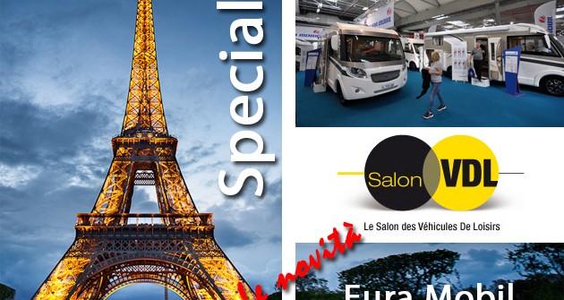 Le novità da Parigi: Eura Mobil Profila RS 730 EB