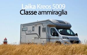 CamperOnTest: Laika Kreos 5009