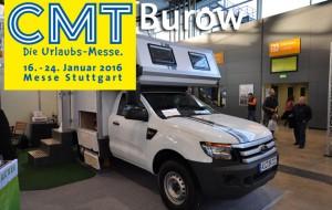 CMT 2016: Oman, il nuovo 4×4 completo ed economico di Burow Mobil