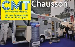 CMT 2016: Chausson, al debutto le nuove serie Korus e Titanium