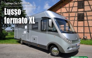 CamperOnFocus: Carthago Chic S-Plus I 55 XL