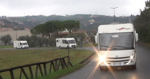 The Driving and Living Experience II atto: il video