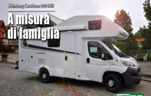 CamperOnFocus: Weinsberg CaraHome 600 DKG