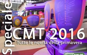 Speciale CMT  2016: a Stoccarda i numeri e le novità di primavera