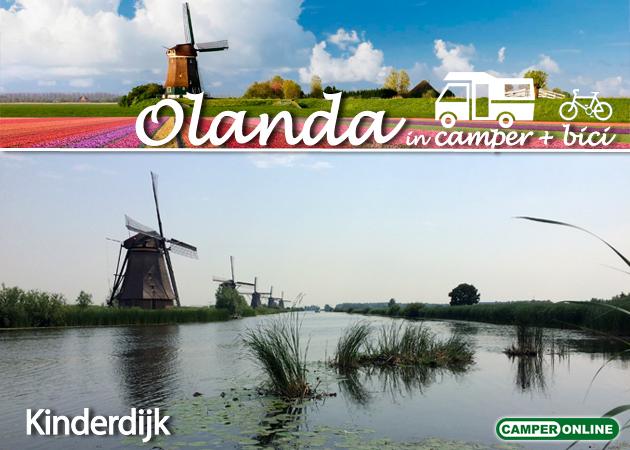 Olanda-Kinderdijk
