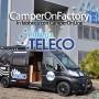 CamperOnFactory: Teleco & Telair, un 2016 ricco di novità