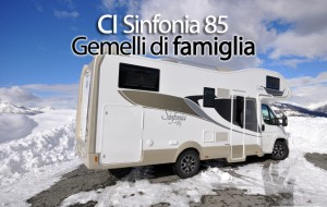 CamperOnTest: CI Sinfonia 85