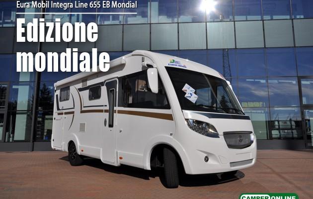 CamperOnFocus: Eura Mobil Integra Line 655 EB Mondial