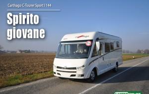 CamperOnFocus: Carthago C-Tourer Sport I 144