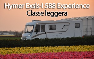 CamperOnTest: Hymer Exsis-I 588 Experience