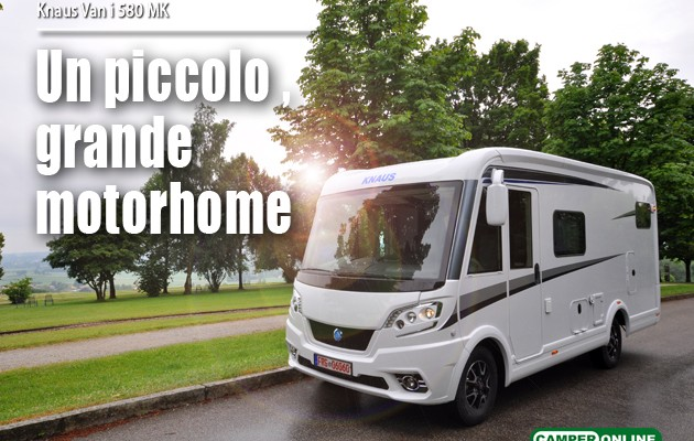 CamperOnFocus: Knaus Van i 580 MK