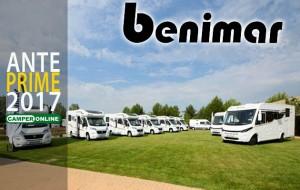 Anteprime 2017: Benimar