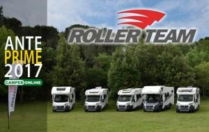 Anteprime 2017: Roller Team
