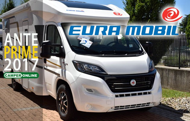 Anteprime 2017: Eura Mobil