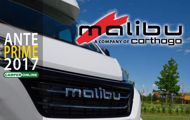 Anteprime 2017: Malibu