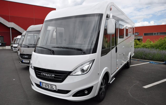 Video Anteprime 2017: Hymer