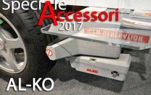 Speciale Accessori 2017 – AL-KO, ecco il nuovo movimentatore Ranger e i nuovi ganci traino Sawiko MT054