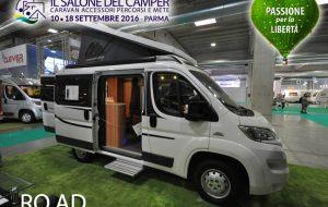 Salone del Camper 2016 – RO.AD City 499, il polivalente che unisce camper e auto