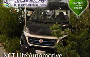 Salone del Camper 2016 – NCT Life Automotive presenta la propria collezione